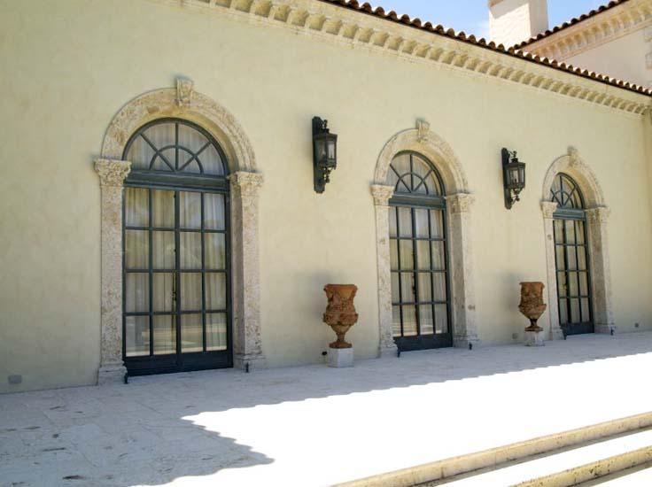 Bronze Exterior Doors