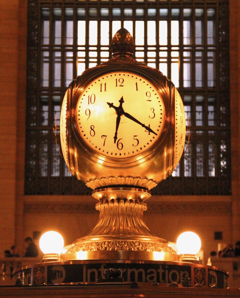Grand Central Terminal Seth Thomas Clock.jpg