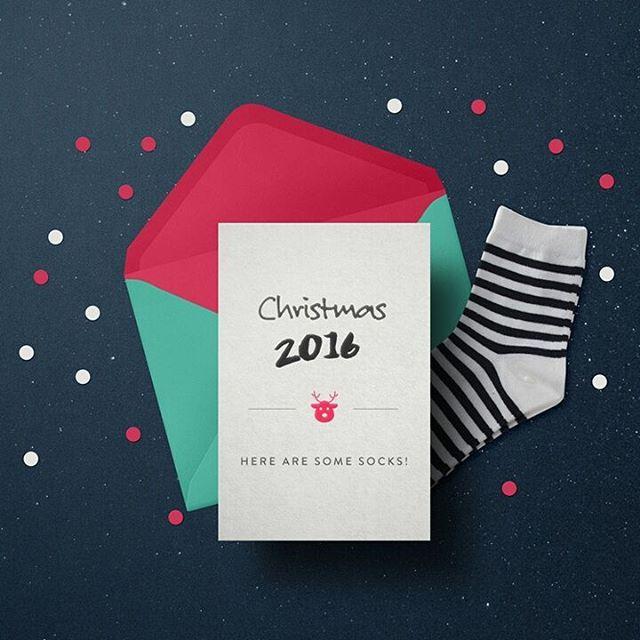 Sabemos que os presentes à última hora são sempre assim! Contudo, desejamos uns pés muito quentinhos neste Natal e votos de boas festas.