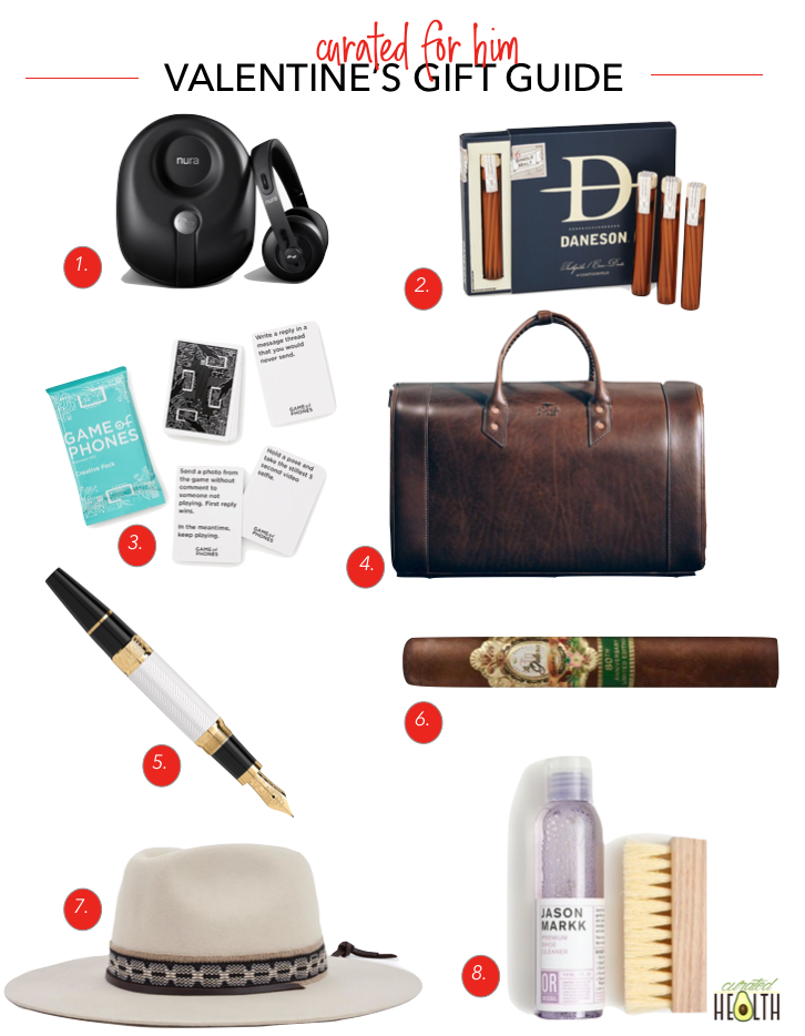 Curated Health | Stocking Stuffers for the skin care fiend