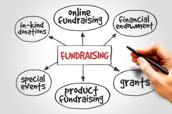 ⇐MEDIA ON THE RADIO'sSERIES ON NON-PROFIT FUNDRAISING -