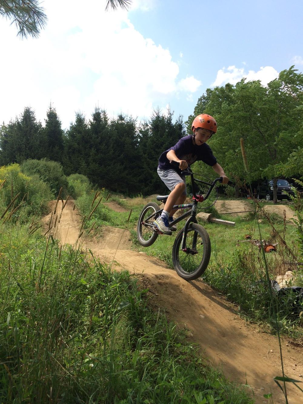 Bike Camps