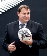 Steve Hansen (photo Sports Bound Guide)