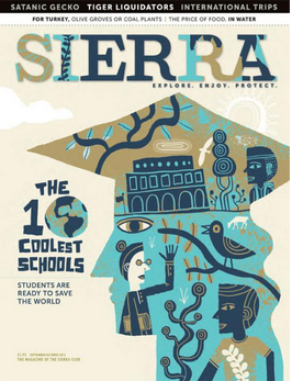 Sierra Magazine Sept / Oct 2015
