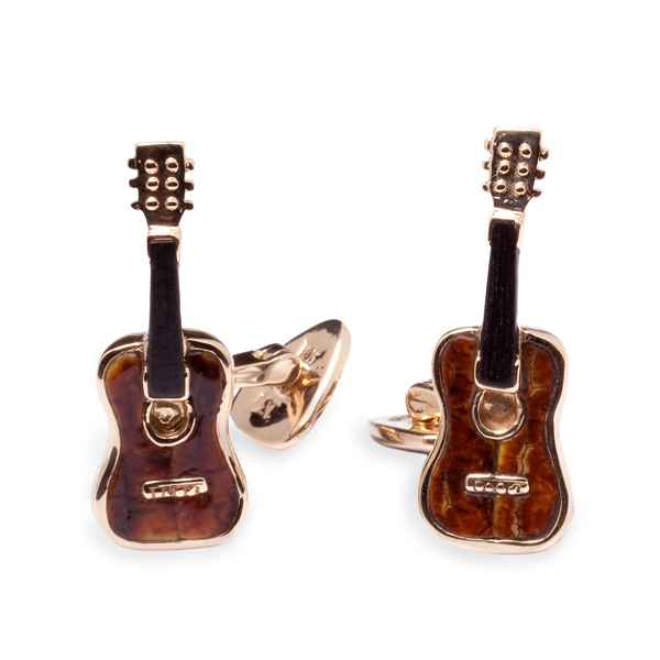 Martin Guitar Cufflinks