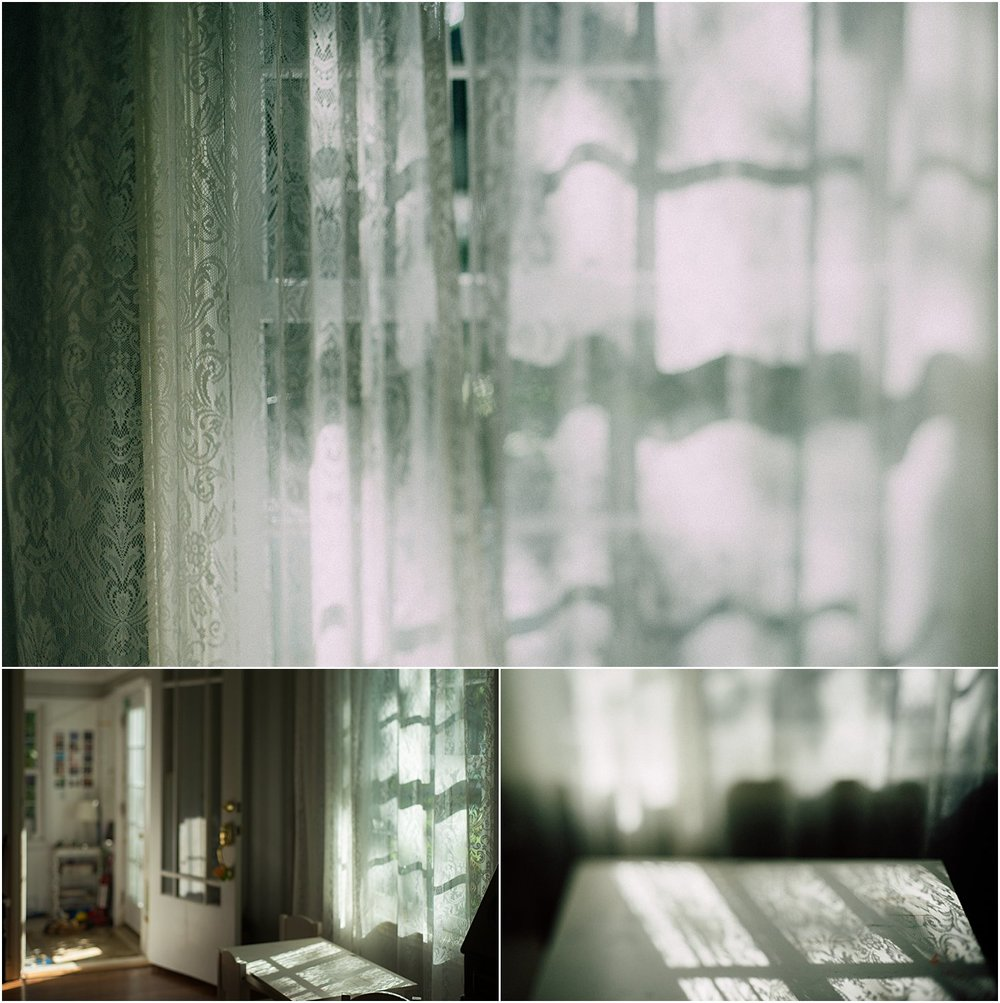 freelensed lace curtains