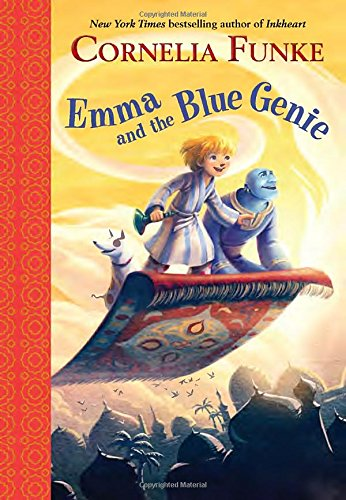 Emma and the Blue Genie by Corneilia Funke