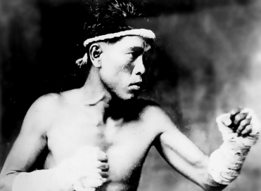 Nai Khanomtom, the Father of Muay Thai.