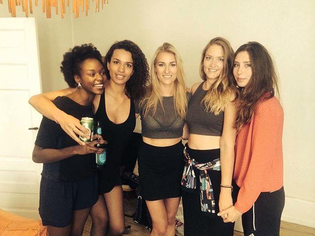 Lovely bunch ❤️ #hellobra