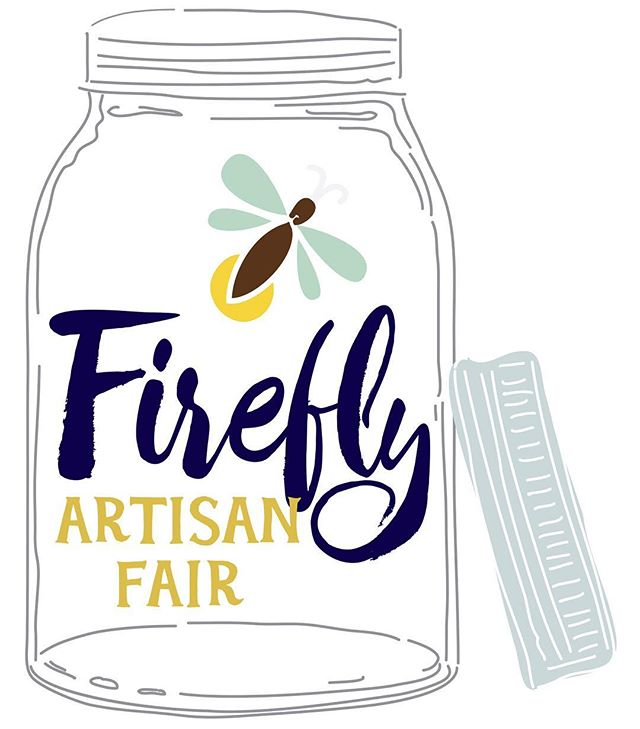 THIS SATURDAY october 6th, we'll be @fireflyartisanfair from 5-9! join us! ✨