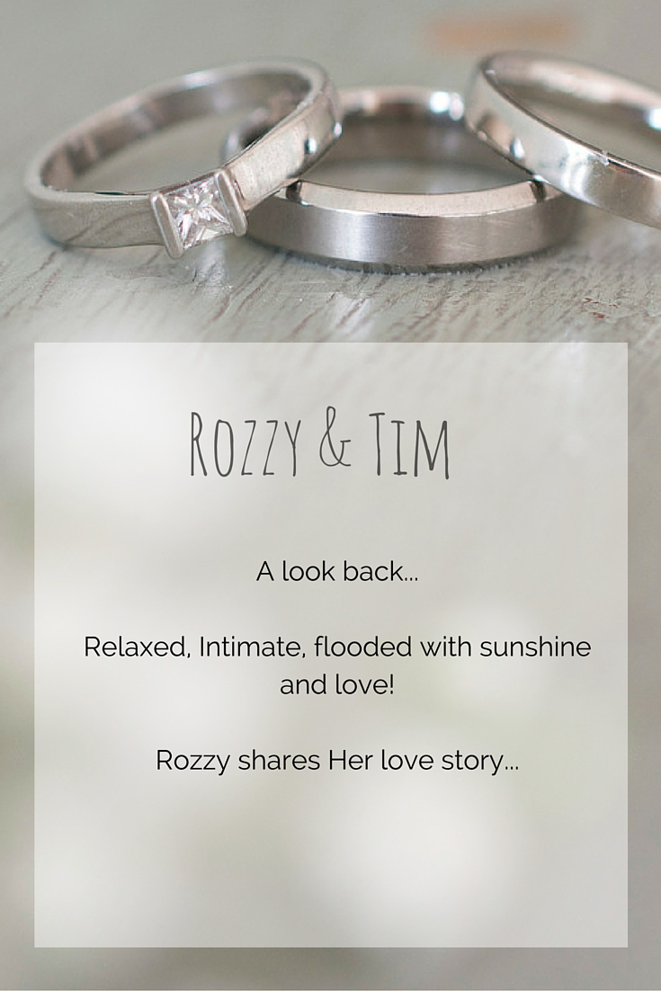 Rozzy and Tims wedding rings
