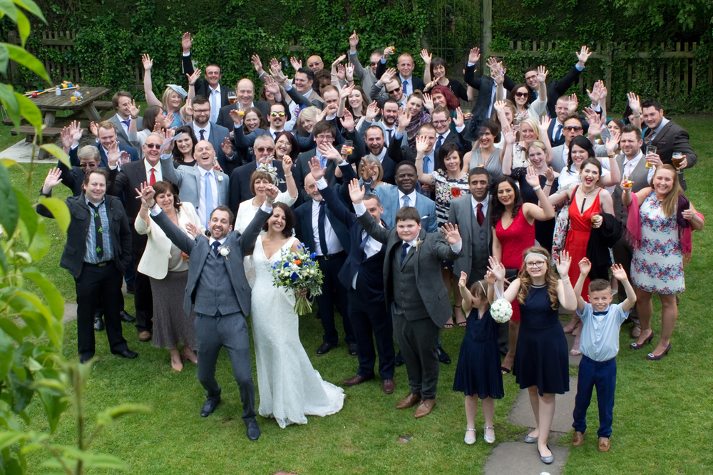 Laura and Chris wedding at The Hundred House Hotel 25.jpg