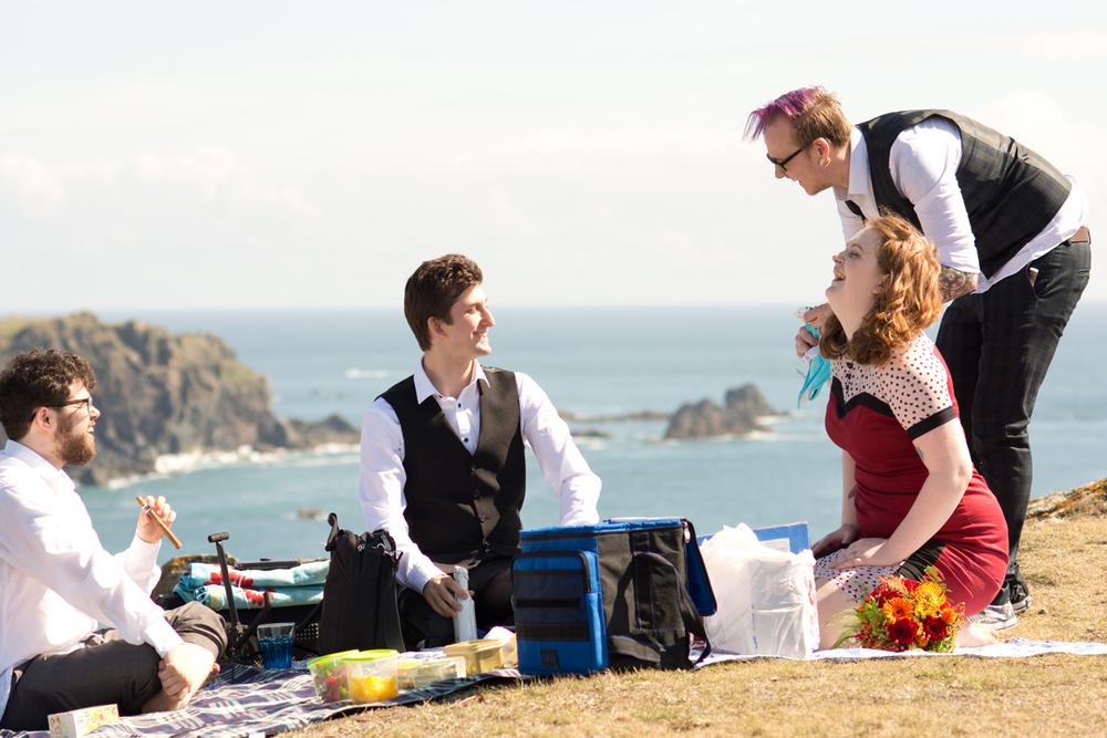 A tremendous picnic!
