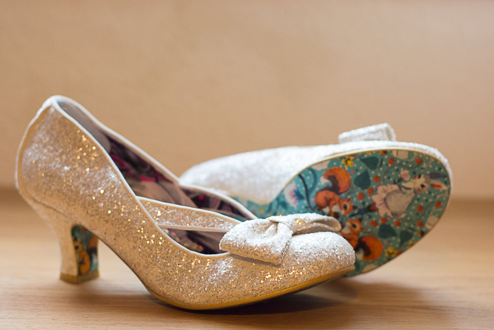 glitter irregular choice shoes in truro cornwall