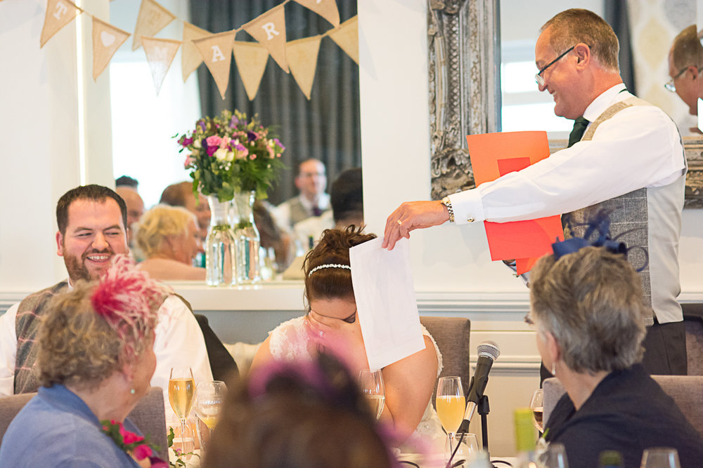 dads embarrassing speech at the carbis bay hotel cornwall