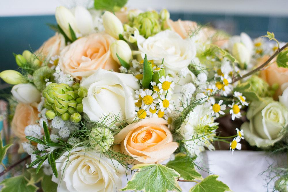 beautiful flowers from Barton Bouquets in Torquay, Devon