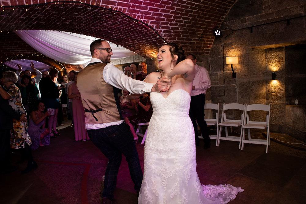 Polhawn Fort Wedding Photography 077.jpg