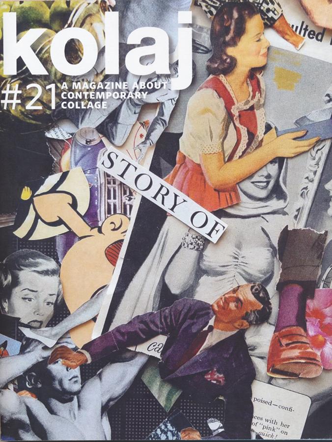 kolaj - Issue #21Artist Profile by Aryana Ghazi-Hessami