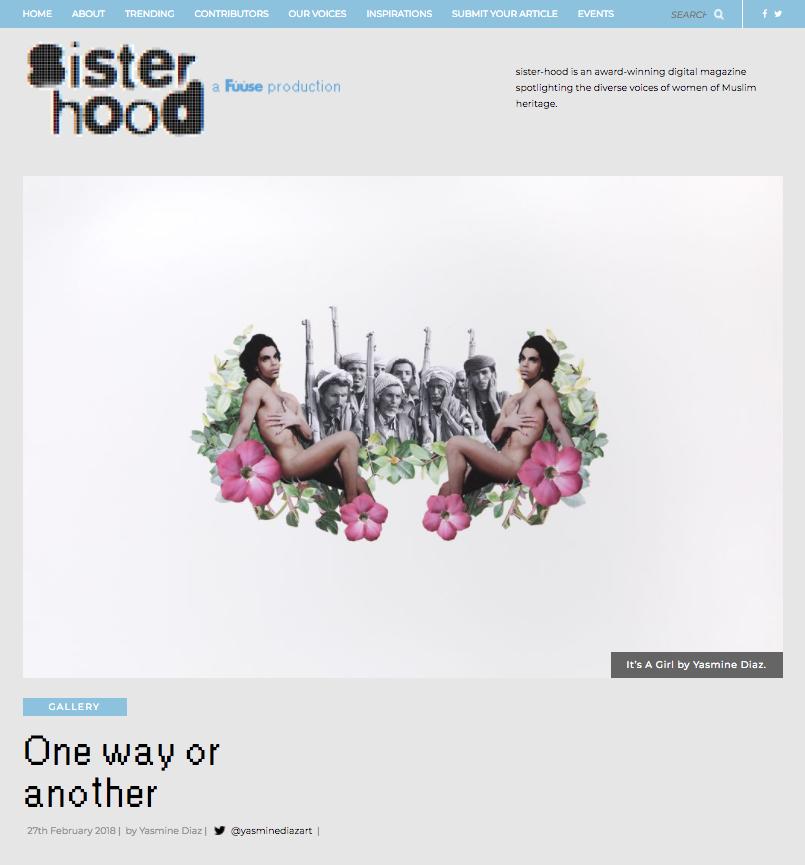 Sister-Hood_OneWayOrAnother