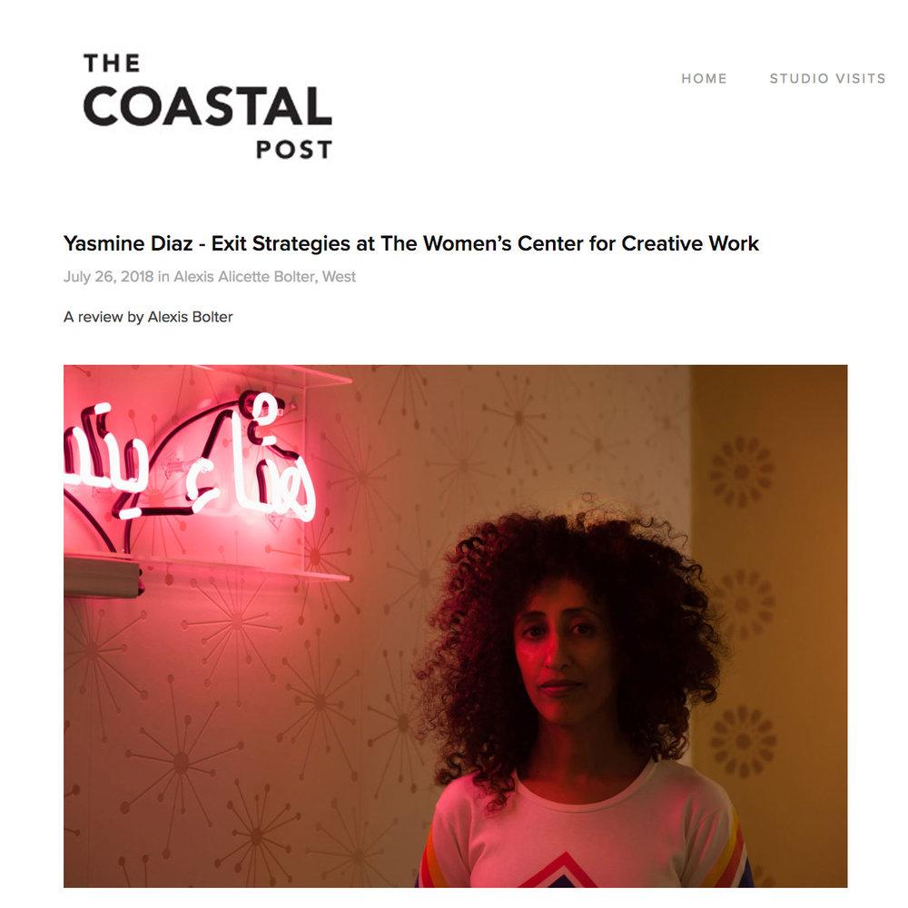 The Coastal Post