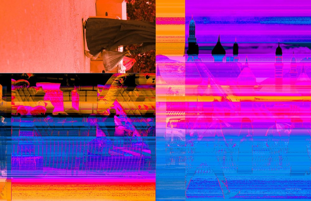 Arif Al-Nomay,  Corrupted File Series