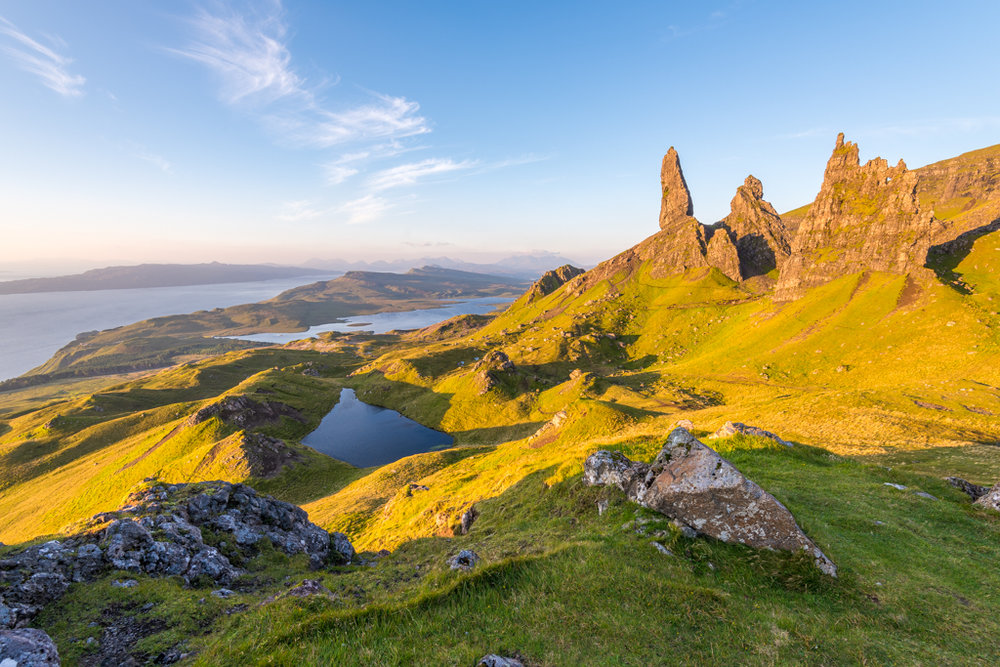 Old Man of Storr sunrise 2