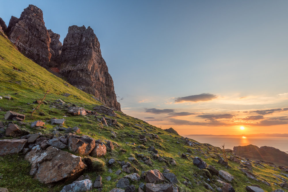 Sunrise from the Quiraing 2