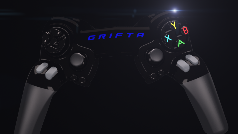 GRIFTA - THE MORPHING GAMEPAD