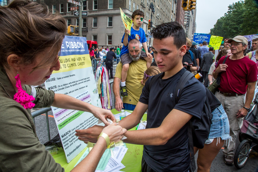 Dispatches from the climate ribbon project the climate for 1 dag hammarskjold plaza 7th floor new york ny 10017