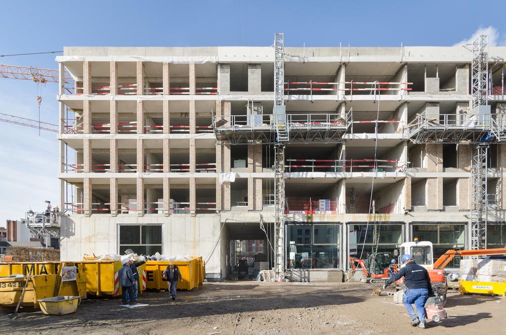Architectuurfotografie, Werf Antwerpen