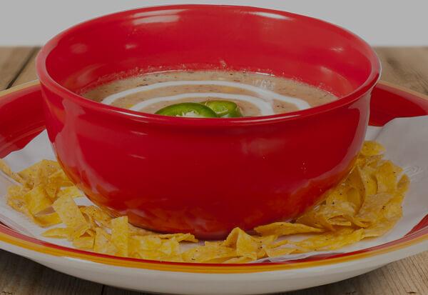SOUPS & SALADS -