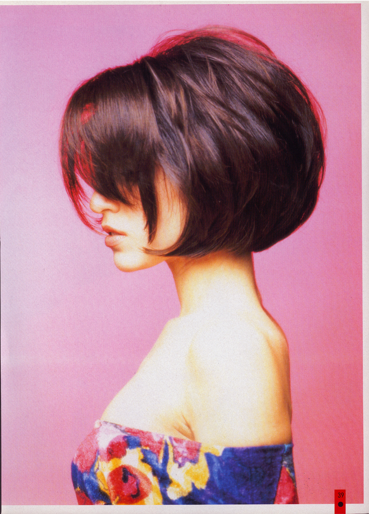 Bob Cut Salon Wigs
