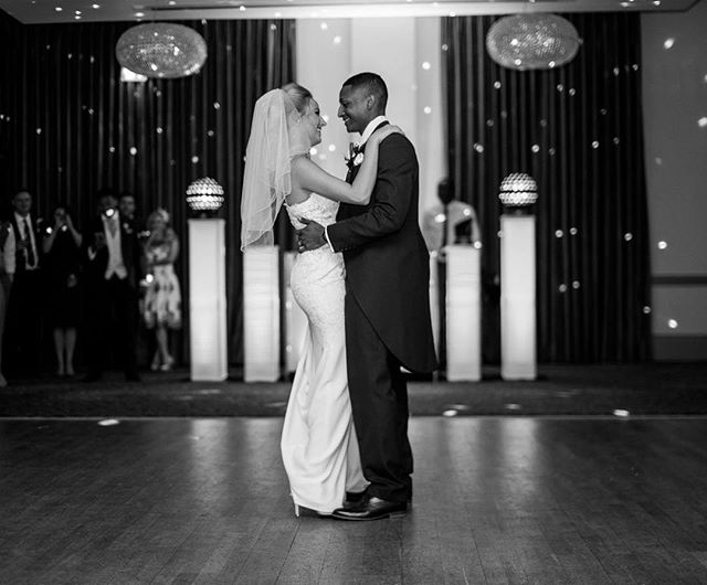 Massive love to Amber & Arturo on their big moment. Emotional, fun day with these guys. Couldn't have asked for a better wedding to finish the year on. - Photo credit @jamesaphotography.co.uk #hybrdentertainment #weddings #bride #groom #firstdance #venues #music #party #dancing #booth #lighting #throwbackthursday