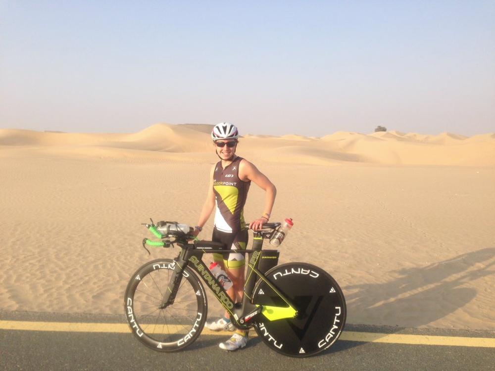 2016 Ironman Dubai 70.3