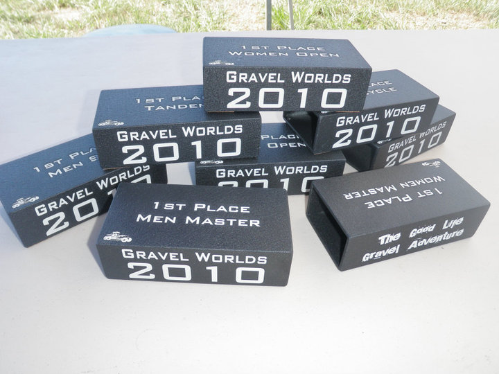 2010, the inaugural Year for gravel worlds