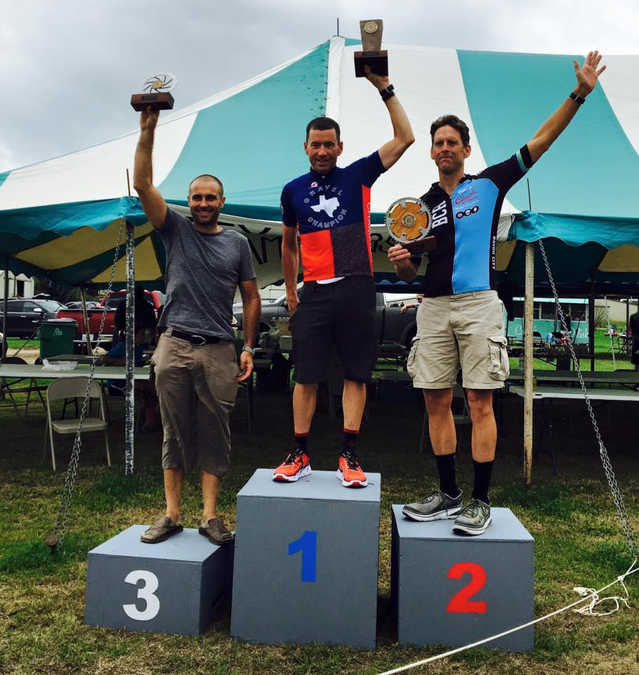 2016 Men's Open Texas Gravel State Championship