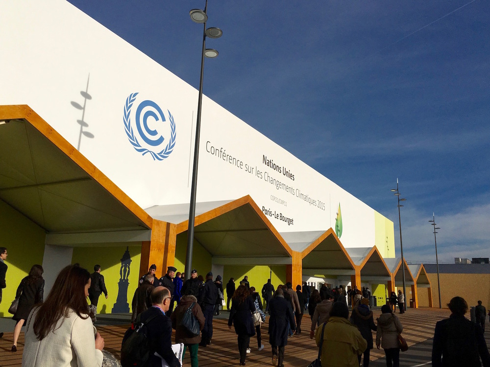 While others went to Le Bourget to be delegates or observers at COP21.