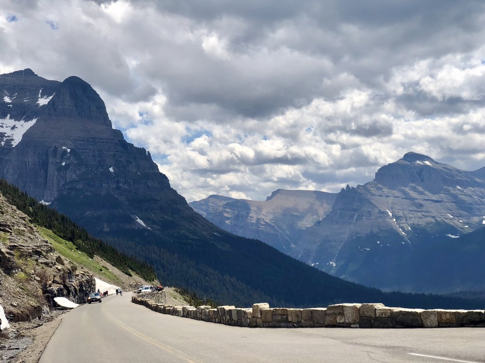 On the Sun Road.