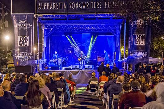 wire wood alpharetta songwriters festival smokejack bbq