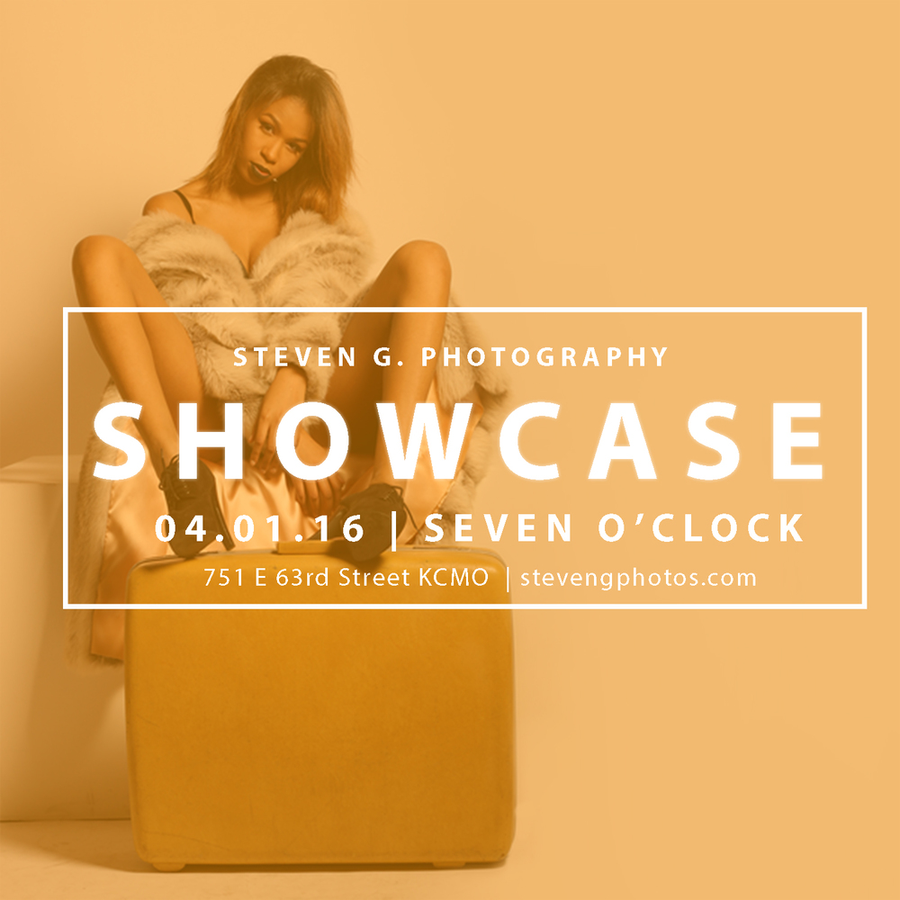 Steven G. Photography Studio Grand Opening Showcase