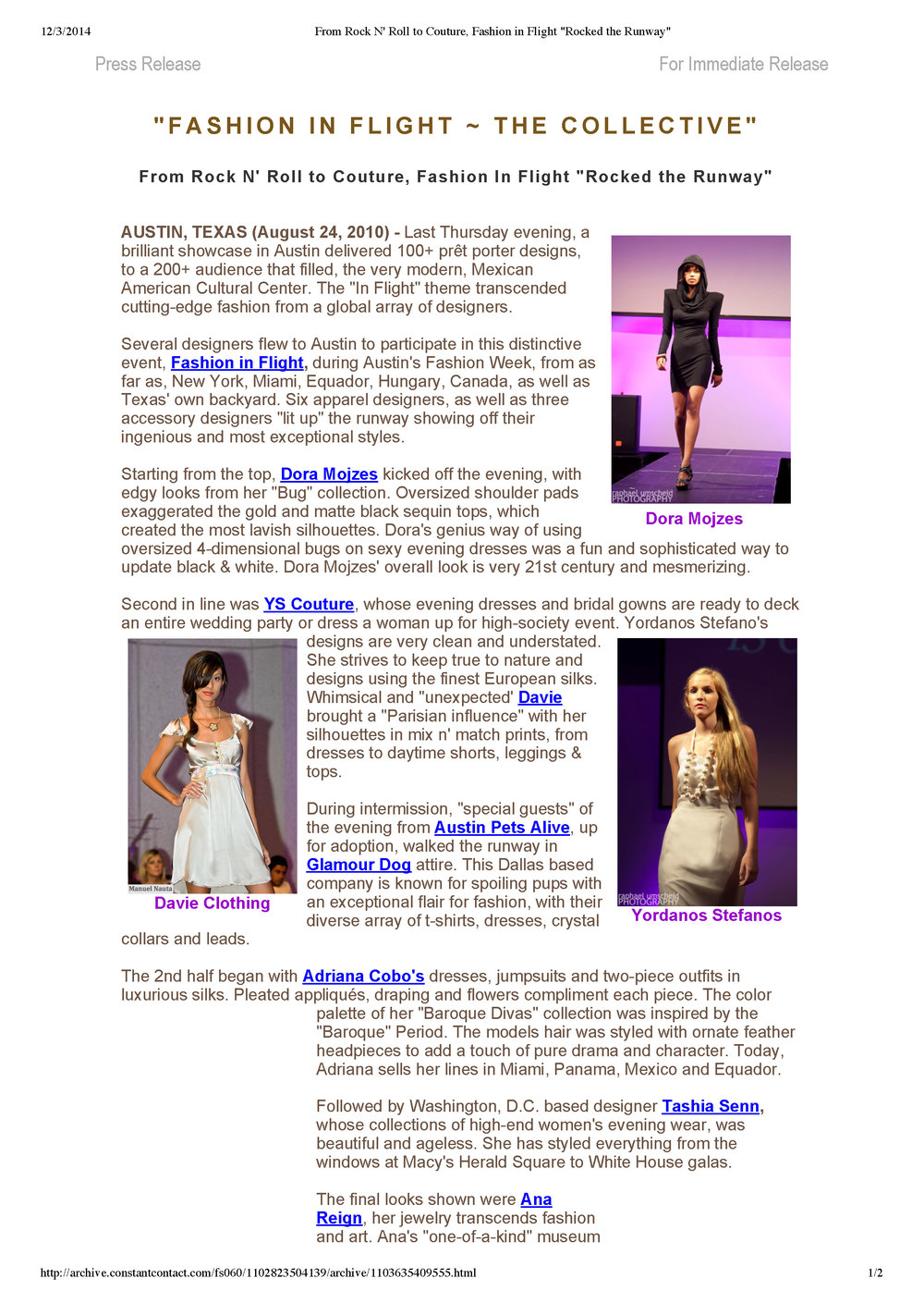 """Preview of """"From Rock N' Roll to Cou...ght %22Rocked the Runway%22""""_Page_1.jpg"""