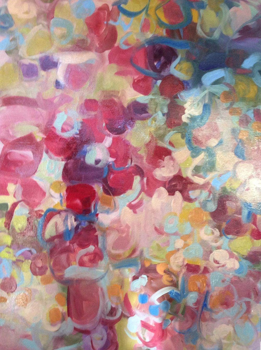 Garden Abstraction II