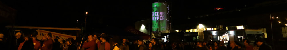 Big Beer: OBLSK: Land Grant Brewery 2nd Anniversary Party