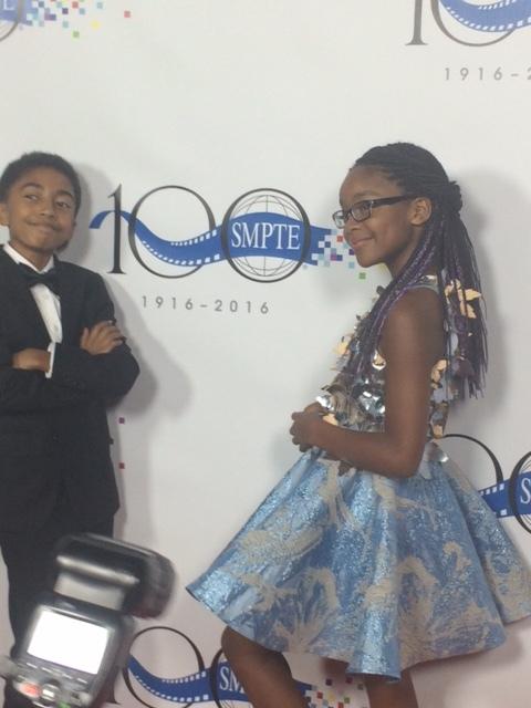 """Black-ish"" Stars at SMPTE Gala"
