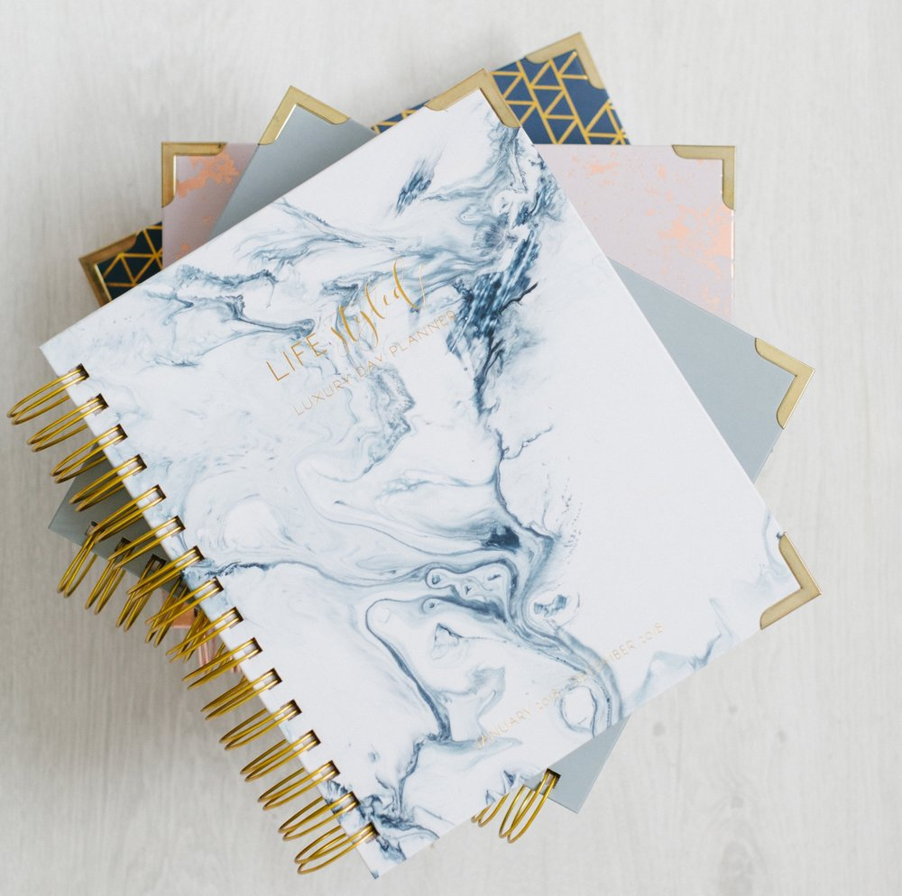 Lifestyled Planners