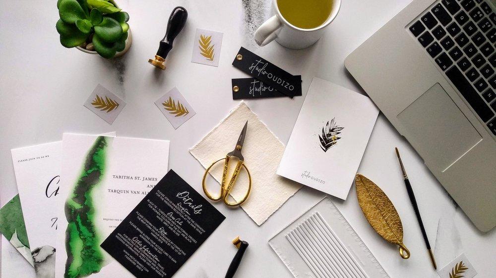 wedding stationery designer Cheltenham