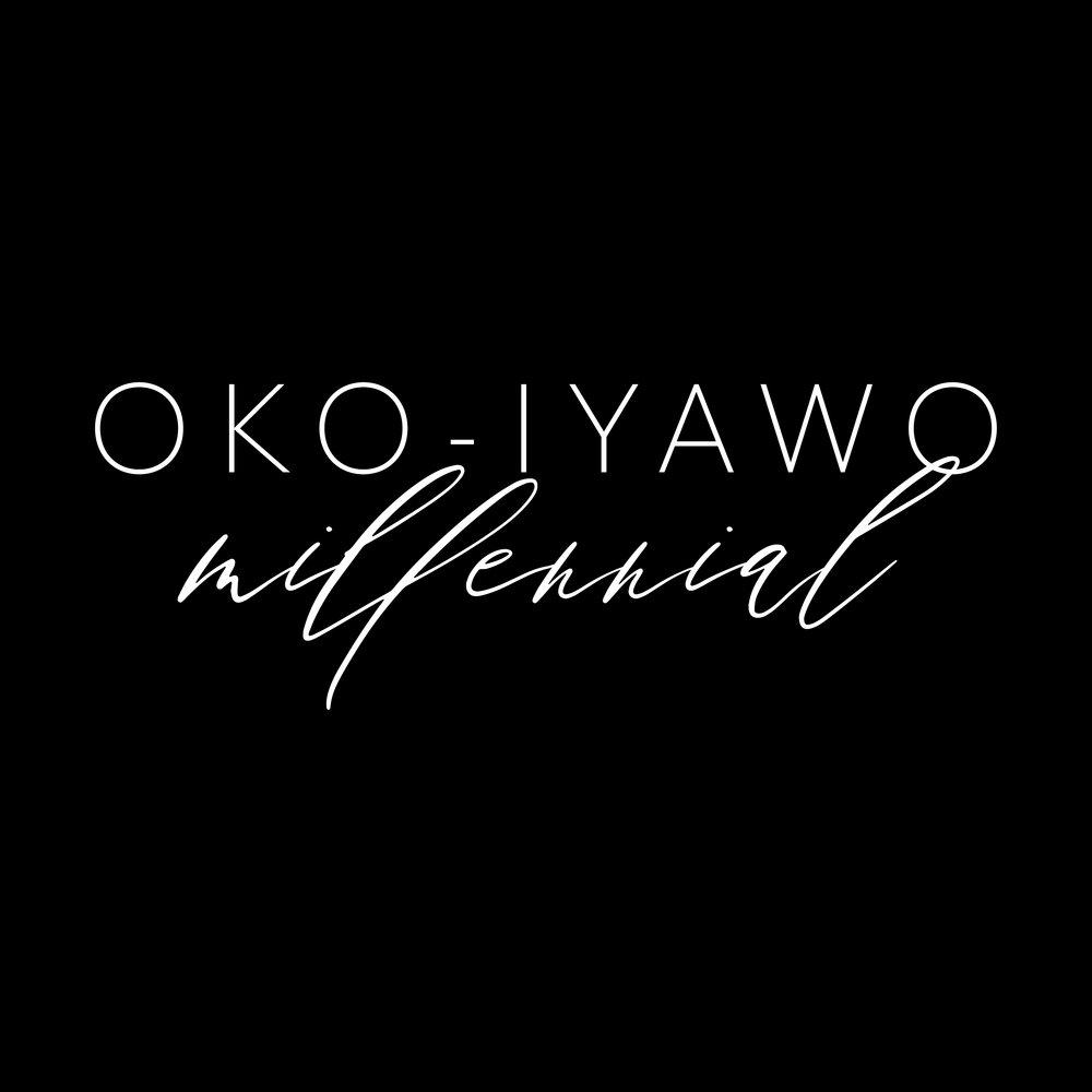 OKO-IYAWO MILLENNIAL   Brand Identity + Web Design