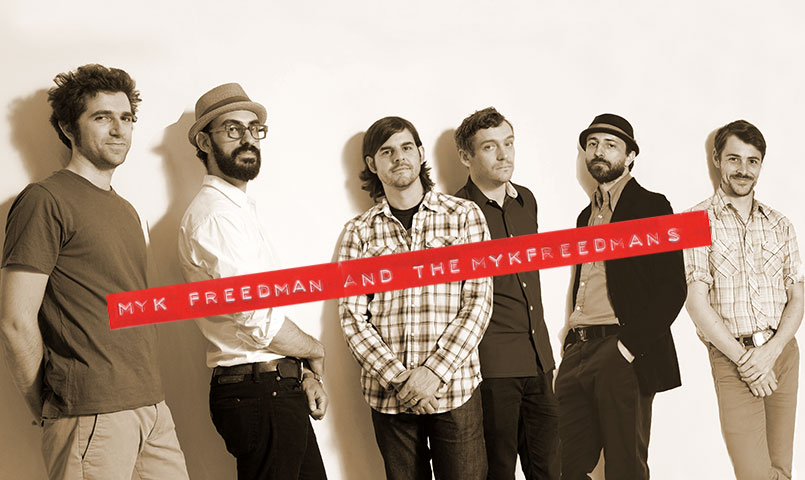 Carlo Costa, Myk Freedman, Adam Hopkins, Kenny Warren, Jason Vance and Patrick Breiner are the Mykfreemans