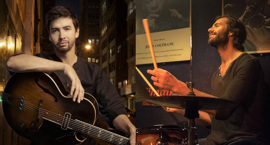 Miles Okazaki & Dan Weiss