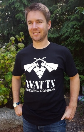 Watts t-shirts now available!